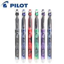 12 pcs 파일럿 펜 세트 파일럿 정밀 P 500 젤 잉크 롤링 볼 펜 0.5mm 롤러 엑스트라 파인 포인트 블랙 컬러 잉크