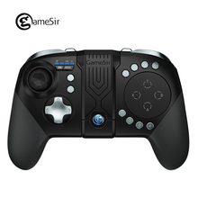 GameSir G5 Bluetooth 5.0 Gamepad pubg mobile Controller Wireless Trackpad Touchp