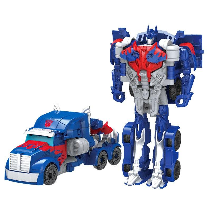 Трансформер, деформация, робот, игрушка для мальчика, трансформер, автомобиль Оптимус Прайм, Шмель, роллбар, фигурка, развивающие игрушки, по...