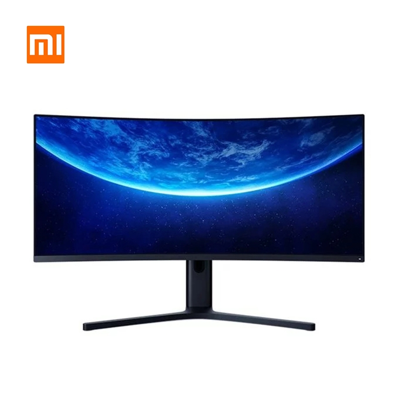 XIAOMI 21:9 Bring Monitor Fish-Screen Curved-Gaming Curvature 144hz 34-Inch 3440--1440 title=