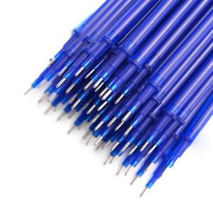 Image 5 - 25 pcs/lot Animals Erasable Pen Refills Rod Magic Erasable Gel Pen Washable Handle for School Office Writing Supplies Stationery