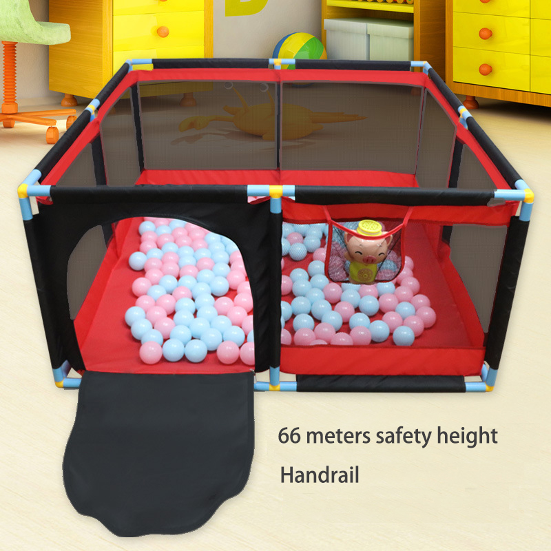Indoor Childrens Playpen Newborn Kids Toy Ball Pool Baby Crawling Toddler Home Fence Childrens Game Security Barrier