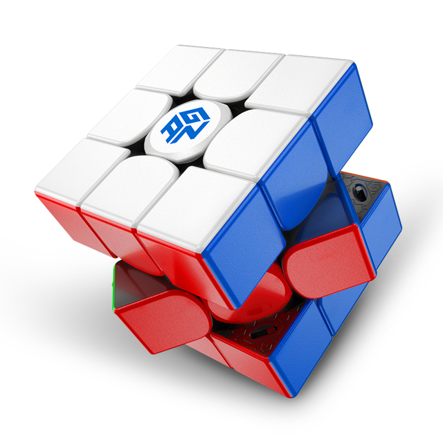 GAN 11 M Pro Magnetic 3x3x3 Magic Cube Speed GANS Cube Magnets Puzzle Cubes GAN11M Toys For Children 2