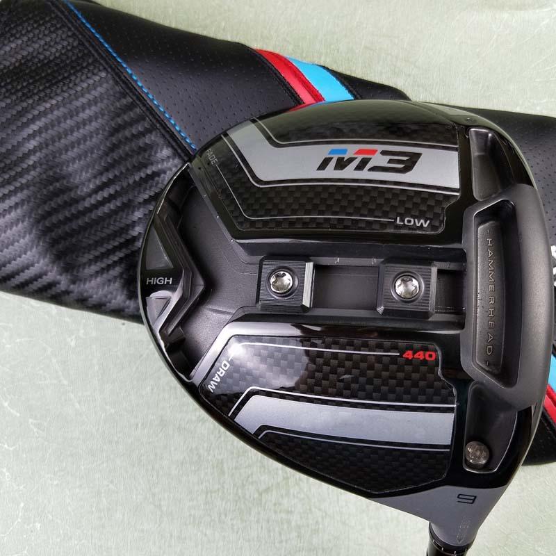 Golf Driver M3 Driver Golf Clubs M3 9/10.5 Loft Graphite Shaft And Golf Cap Free Shipping