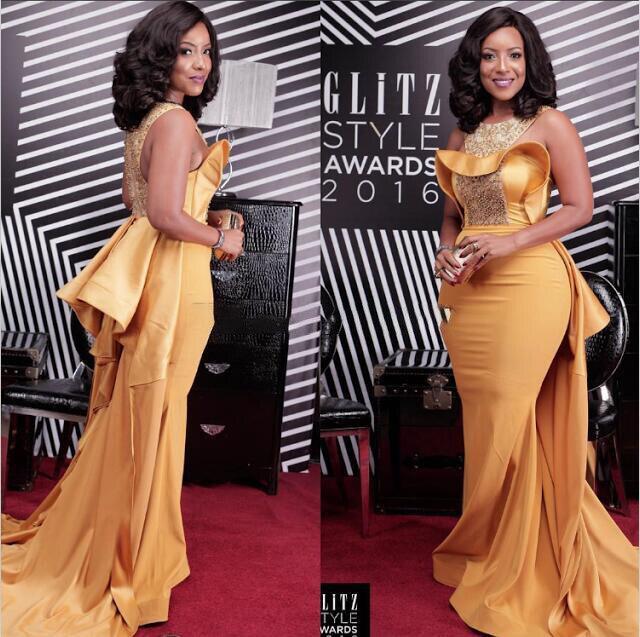 Купить элегантные золотые платья знаменитостей с красной ковровой дорожкой