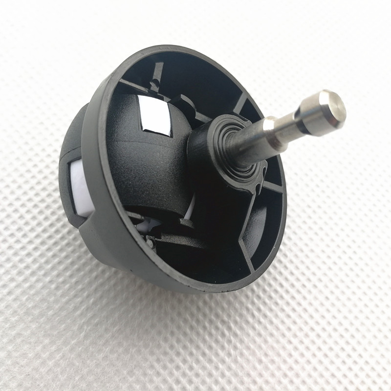 Caster Assembly Front Castor Wheel For Ilife V7s Pro V7 V7s Ilife V7s Plus Robot Vacuum Cleaner Parts Wheel Replacement Upgraded