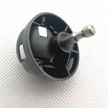 Rueda delantera para Ilife V7s Pro V7 V7s Ilife V7s Plus, piezas de Robot aspirador, repuesto actualizado