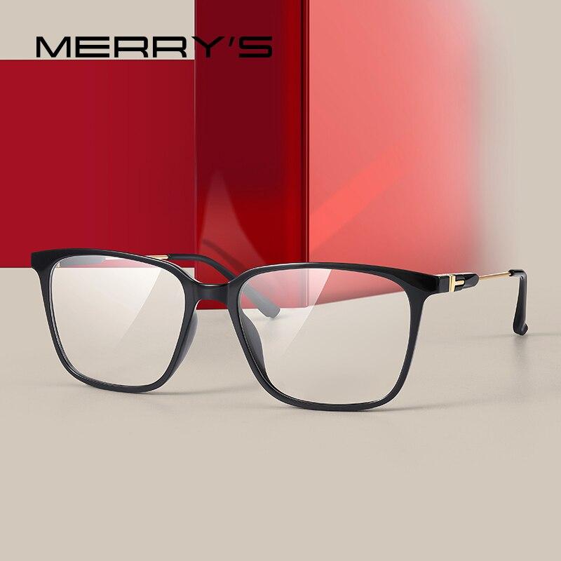 Merrys design feminino retro óculos quadro senhoras moda óculos miopia prescrição óptica eyewear s2147