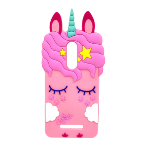 Image 2 - For Xiaomi Redmi Note 4 Case Note 4 X Cover 3D Unicorn Bear Cat Soft Silicone Case For Xiaomi Redmi Note 4X Note 4 Phone Cases