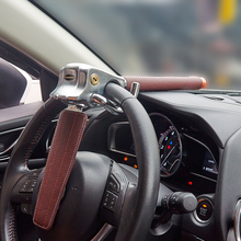 Car Steering Wheel Lock Foldable Steering Lock Useful Security Anti-Theft Car Locks Car Safety Lock