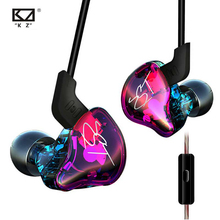 KZ ZST Pro Dual Driver Hybrid Earphone Dynamic & Armature Detachable Bluetooth Cable Noise Isolating HiFi Music Sports Headsets vitek vt 1121