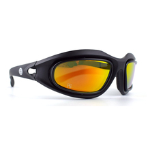 цена на Military C5 Army Glasses Polarized Sunglasses UV400 Protection Tactical Safety Goggles 4 Lens Cycling Windproof Eyewear