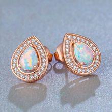 Новинка 2019 модные ювелирные изделия розовое золото в форме