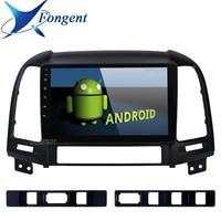 Fongent Android 8.1 2din Car Radio Multimedia Player Gps Head Unit For Hyundai Santa Fe 2005 2006 2007 2008 2009 2010 2011 2012