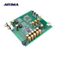 AIYIMA QCC3008 Bluetooth 5.0 Decoder Audio Board DAC AK4493EQ Decoding Op Amp IRC5532 Support APTX