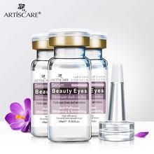 Artiscare beleza olhos soro líquido rosto anti-envelhecimento anti-inchaço círculos escuros tratamento creme para os olhos clareamento reparação hidratante