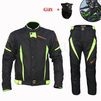 Motorcycle Suit Motorcycle Suit clothing Summer Winter Waterproof Cycling Suit Riders Racing Clothing Jacket Protective Parts