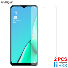2Pcs Glass For OPPO A9 2020 A5 2020 A11X Screen Protector Tempered Glass For OPPO A5 2020 Glass Protective Phone Film 6.5'' tempered glass for oppo a3 a3s a5 a71 a83 explosion proof screen protector for oppo f9 r17 glass