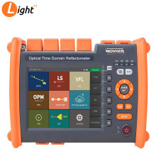 NK5600 1310 1550nm 32/30dB SM with VFL OPM Light Source Fibra Optical Fiber OTDR Optical Time Domain Reflectometin Reflectometer(China)