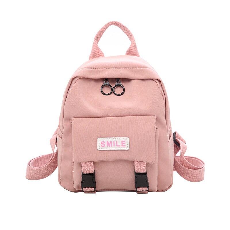 Mini Women Backpacks Waterproof Oxford College School Backpack Schoolbag For Teenage Girl Bookbag Female Travel Backpack Mochila