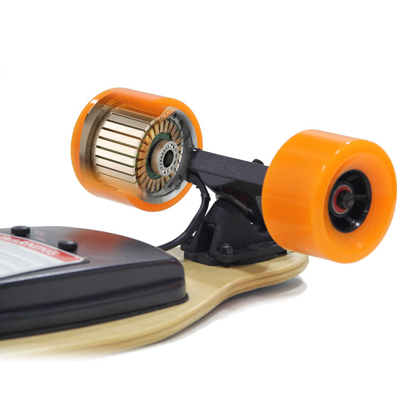 70mm Electric Skateboard Motor 500W Highspeed Drive Brushless Hub Motor Self Balance Scooters Drive Device