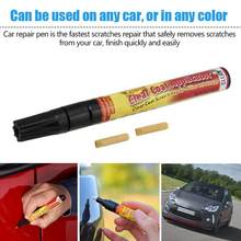 Universal Magic Fix Car Scratches Repair Remover Pen Clear Coat Applicator Auto Vehicle Painting Pen Car Styling Marker Tool(China)