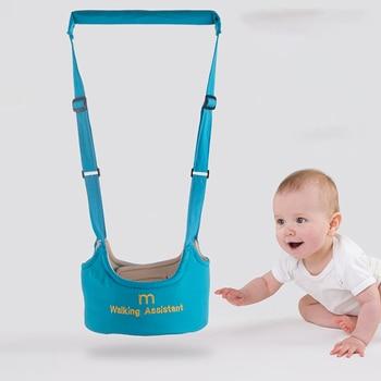 Safe Keeper Baby Harness Sling Boy Girsls Learning Walking Harness Care Infant Aid Walking Assistant Belt