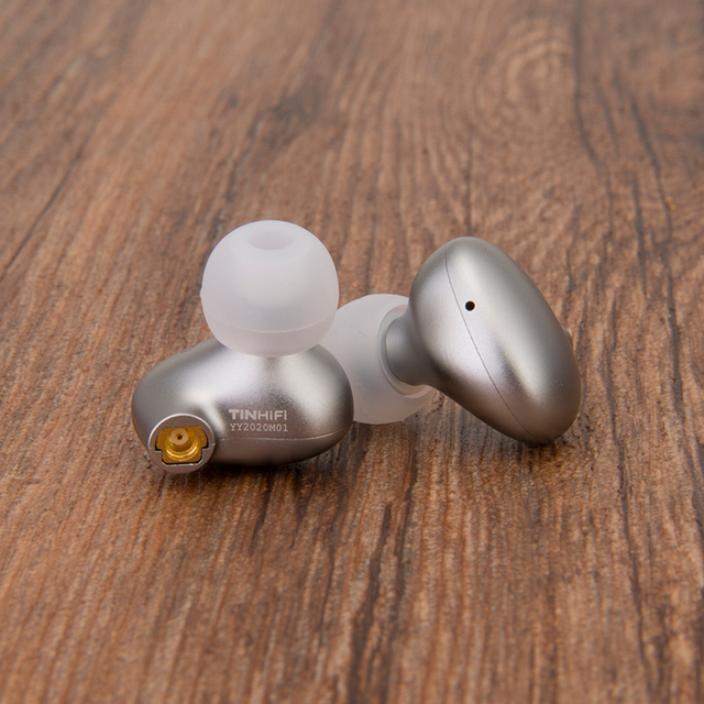 TIN HIFI T2 Plus 3.5mm In Ear Earphone 10mm Dynamic Driver CNC Metal HIFI Earbud DJ Music MMCX Detachable Headset T4 P1 T2 Pro 3