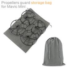For Mavic Mini Propeller Protection Ring Storage Bag Protection Cage Case for Dji Mavic Mini Accessories