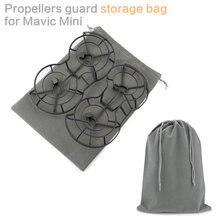 Funda protectora para Mini hélice Mavic, bolsa de almacenamiento de anillo, accesorios para Dji Mavic Mini