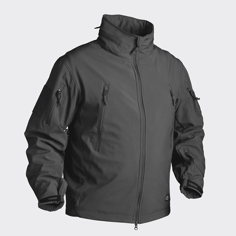 Jackets Men Winter Softshell Fleece Tactical Jackets US Army Military Style Hooded Coats Waterproof Windbreaker Parka