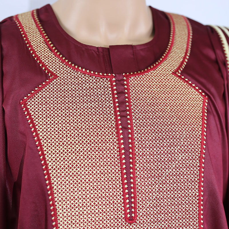 African Agbada Suit For Men 4