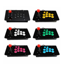 New Arcade USB Fighting Stick Joystick Gaming Controller Gamepad Video Game For PC Desktop Computers
