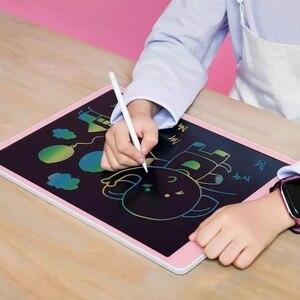 Image 2 - Xiaoxun لوحة كتابة للأطفال ، لوحة فنية مع شاشة LCD مقاس 8.5/12/16 بوصة ، حساسية عالية ، تقنية الكشف عن الضغط ، لا توجد آثار للعين