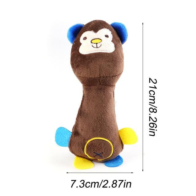 Plush Dog Toy 3