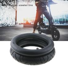 10 Inch Damping Rubber Tyres Wheel for Xiaomi Mijia M365 Scooter Skateboard Tyre Solid Hole Tires Shock Absorber Non-Pneumatic xiaomi mijia m365 electric scooter skateboard damping solid tyres with wheels hub hollow non pneumatic tires for rear wheel