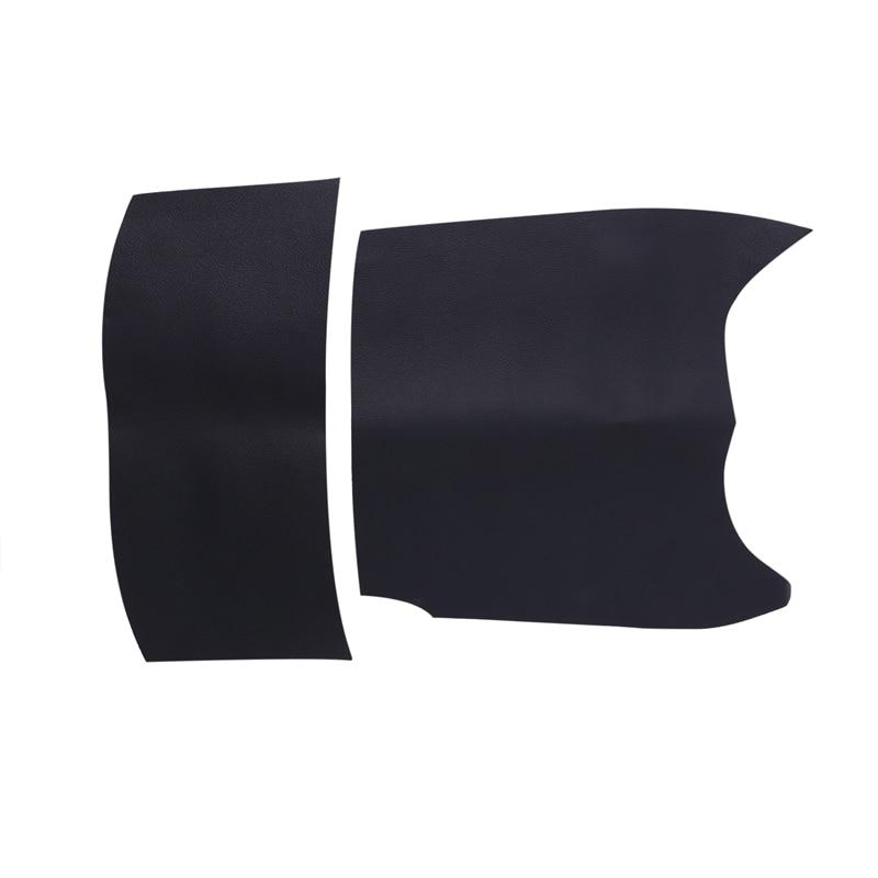 for Tesla Model 3 2017-2020 Interior Anti Kick Pad Protection Stickers Anti-Kick Pad Cover Trim Sticker Accessories