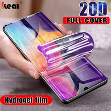 20D Hydrogel Film Voor Samsung Galaxy S10E S8 S9 S20 Note 20 Ultra 8 9 10 Plus Screen Protector Voor a50 A51 A70 A71 A10 Niet Glas(China)