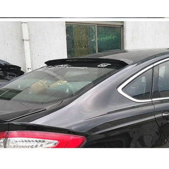 For Ford Mondeo / Fusion auto parts new models 2013 - 2017 high quality ABS material without paint and color rear wing spoiler - discount item  22% OFF Auto Replacement Parts