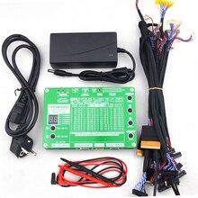 Обновление 6-го поколения ноутбук ТВ/lcd/светодиодный набор инструментов для тестирования набор ЖК-панели тестер поддержка 7-84 дюймов LVDS интерфейс 14/линия экрана