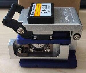 Image 4 - Hoge Kwaliteit FC 6S Fiber Cleaver Metalen Materiaal Koud Verbinding Gratis Verzending
