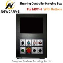Caixa De Montagem MD11-1 NEWCARVE Controlador de Corte Pendurado Caixa Com Botões Para A Máquina De Corte