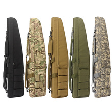 Tactical 120CM High Density nylon Gun Bag Rifle Case Bags Box Carry shoulder pouch Hunting Backpack for Outdoor