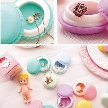 1 шт портативные мини коробки для хранения конфетных цветов