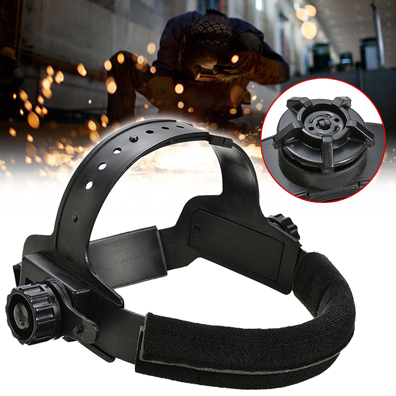 Adjustable Solar Auto Darkening Welding Mask Headband Accessories Welding Wearing For Welding Helmet Welding Mask