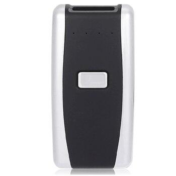 2D Pocket Scanner Warehouse Retail Logistics Barcode Scanner Bluetooth Scanner Wireless Reader