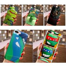 Soft TPU Shell For Xiaomi Redmi Note 2 3 4 4A 4X 5 5A 6 6A Plus Pro S2 Y2 Ninja Turtle(China)