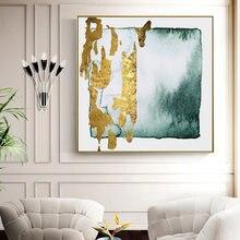 Настенные картины на холсте в скандинавском стиле акварельные