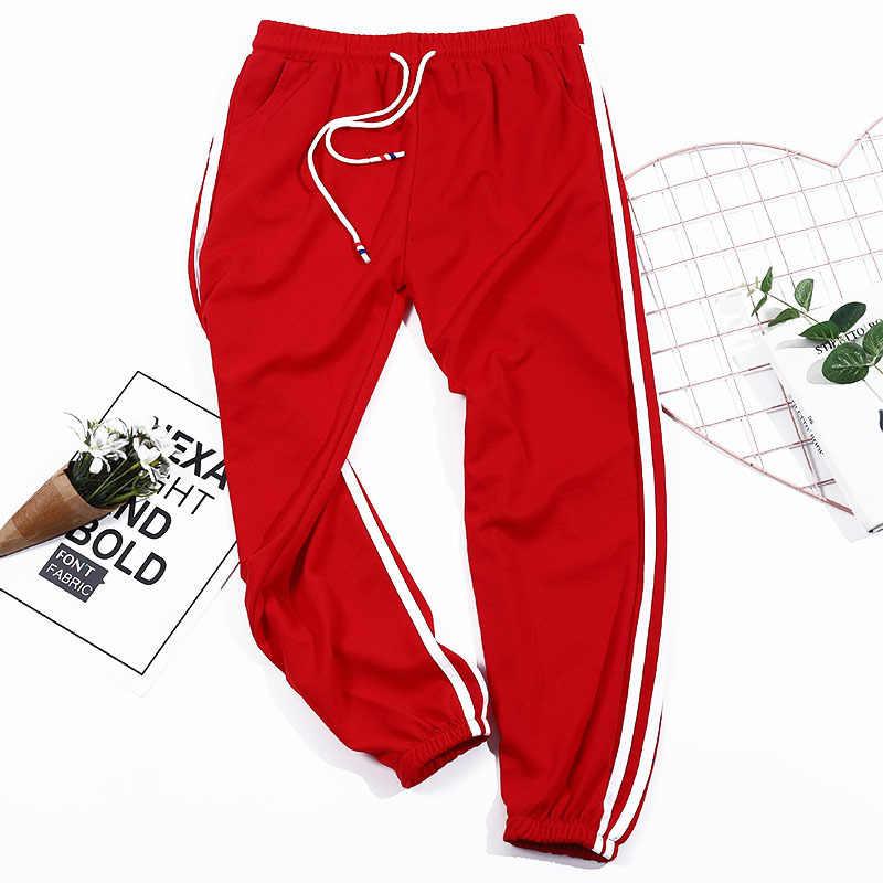 Pantalones Para Correr De S 3xl Modelos De Primavera Y Verano Para Mujer Pantalones Deportivos Para Mujer De Color Rosa Pantalones Y Pantalones Capri Aliexpress