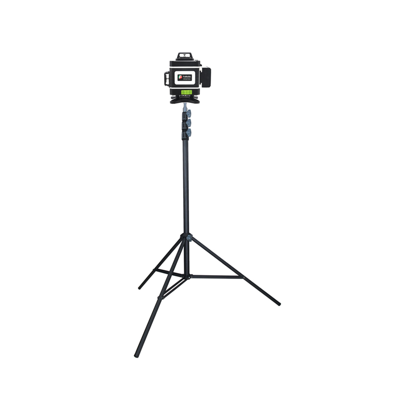 Image 5 - Metal Tripod 225CM/2.25M 300CM/3M Laser Level Tripod Laser Tripod for Laser Level Adjustable Tripod-in Laser Levels from Tools